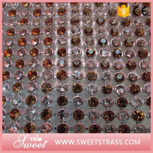 Crystal Rhinestone Mesh for Evening Bag pictures & photos