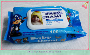 2017 New Design 80PCS Packing Baby Wipes pictures & photos