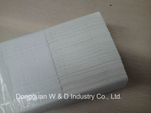 1ply Virgin Compact Interleaved Hand Towel Paper (WD006-20120A) pictures & photos