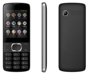 2.4′′ MID- End Feature Mobile Phone Low Pirce China Mobile Phone for The Senior pictures & photos