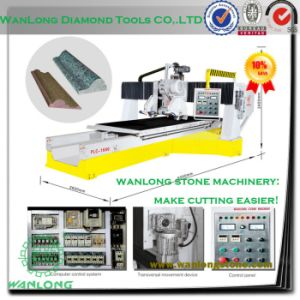PLC-1600 CNC Automatic Stone Profiling Machine for Edge Polishing -Stone Profile Grinding Machine for Stone Making pictures & photos