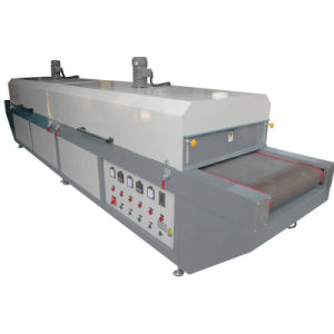 Lens Surface Touch Screen Industrial Infrared Conveyor Oven pictures & photos