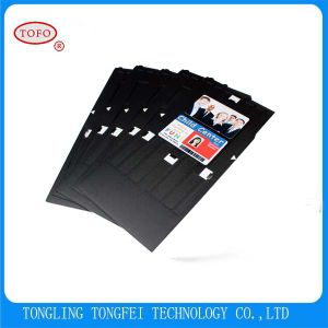 White Color Inkjet PVC ID Card pictures & photos