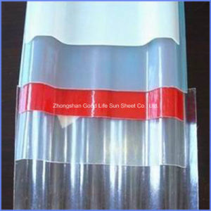 Polycarbonate Corrugated for The Roofing Sheet pictures & photos