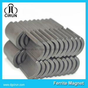 Cheap Price Permanent Ferrite Arc Motor Magents pictures & photos