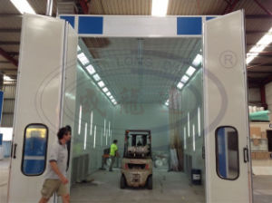 Customized 15m Bus Spray Painting Booth Wld15000 pictures & photos