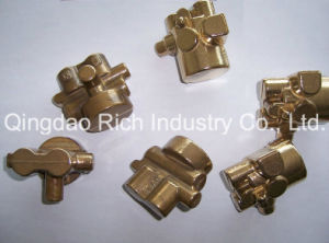 Brass CNC Machining Parts CNC Forging Brass Part pictures & photos