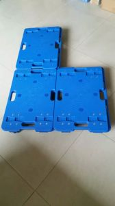 150kgs Splicing Turtle Hand Trolley with Er Wheel pictures & photos