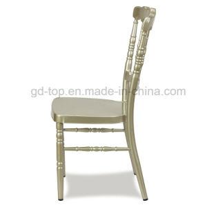 Golden Aluminum Seat Napoleon Chair pictures & photos