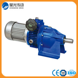 Jwb Series Electric Motor Gear Variable Speed Reducer pictures & photos