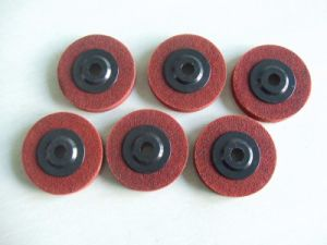 100mm Maroon Color Polishing Disc pictures & photos