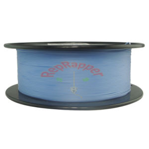 Well Coiling PLA 1.75mm Blue to White 3D Printing Filament