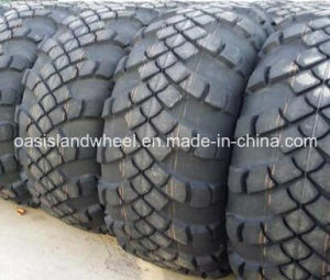 Military Truck Tire (1500-21) for Heavy Duty Truck pictures & photos