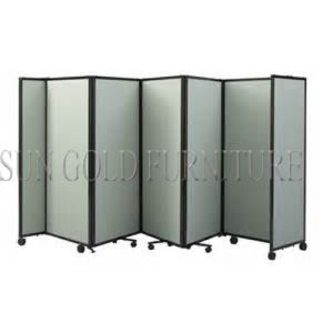 Modern Foshan Office Furniture Used Sliding Wall Partitions (SZ-WS558) pictures & photos