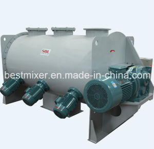 Ploughshare Chopper Mixer for Dry Mortar pictures & photos