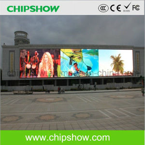 P20 Outdoor Advertising Full Color LED Sign pictures & photos