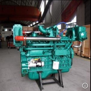 Advance Gearbox with Yuchai Brand 400HP Marine Diesel Engine pictures & photos