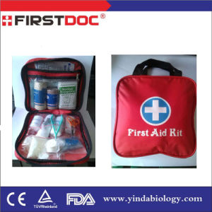 Private Label First Aid Kit/First Aid Kit FDA, Ce, ISO Approved/Emergency First Aid Kit pictures & photos