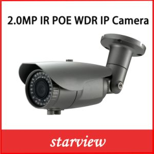 2.0MP WDR IP IR Waterproof Bullet CCTV Security Camera pictures & photos