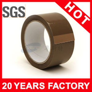 Tan Plastic Film Carton Sealing Tape pictures & photos