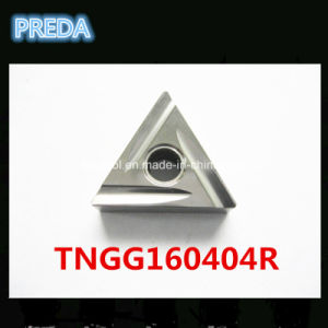 Indexable Thread Turning Inserts Tngg160404r pictures & photos