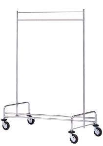 Stainless Steel Rack for Hotel Lobby (XL-18) pictures & photos