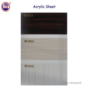 Popular Color 1mm Acrylic Sheets pictures & photos