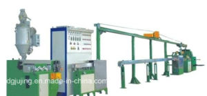 Wire Chemical Foaming Extrusion Machine for High Frequency Cable pictures & photos
