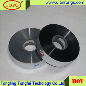 BOPP Film for Capacitor Use 4.5 Micron Metallized Polyester Film pictures & photos
