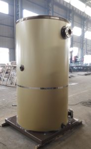 Gas Steam Boiler Size of Lws0.1-0.7 pictures & photos
