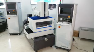 CNC Wire Cut EDM Fr-400g pictures & photos