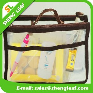 Most Popular Logo Printed PVC Cosmetic Bag Promotional Gift pictures & photos