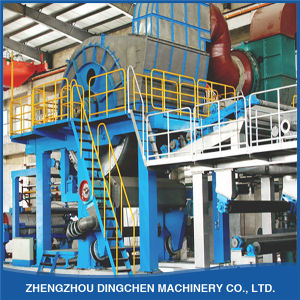 Low Price 1575mm Bathroom Paper Making Machine Hygienic Paper Machinery pictures & photos