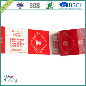 High Quality BOPP Printed Adhesive Packing Tape pictures & photos