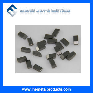 Tungsten Carbide Saw Blade Tips pictures & photos