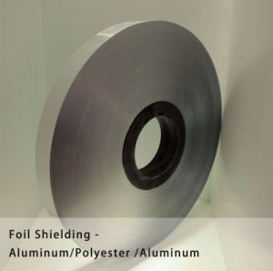 High Draw Aluminum Polyester Tape for Data Cable Shielding Use