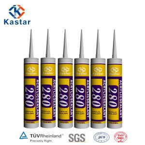 High Performance Construction White Caulking, Acrylic Sealant (Kastar280) pictures & photos