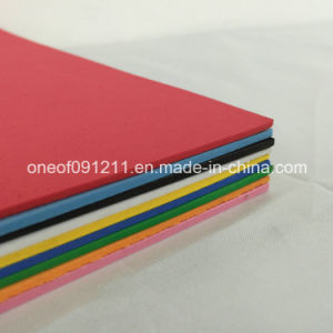 Self Adhesive EVA Sheet for Shoe Linning pictures & photos