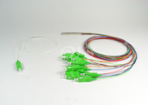 1X8 Sc APC Micro Type Fiber Optic Splitter pictures & photos