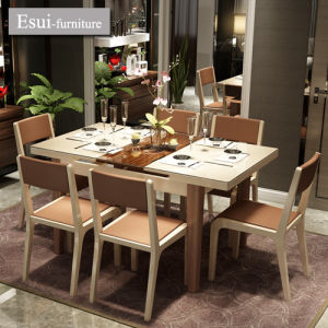 The Modern Dining Room Furniture Dining Table (CZ021#)