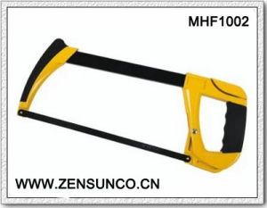 High Quality Hacksaw Square Tubular Hacksaw Frame with Aluminium Handle Double Soft Grip pictures & photos