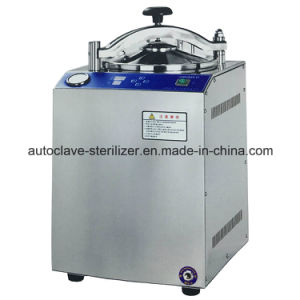 Self Protection Mini Vertical Pressure Steam Autoclave