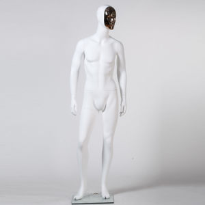 European FRP Male Mannequin with Face Changeable pictures & photos