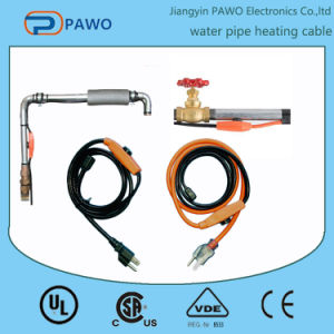 Water Pipe Heating Wire/De-Icing Heating Cable with Power Indicator Light pictures & photos