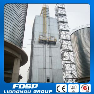 Corn and Paddy Flat Bottom Silo with Drying System pictures & photos