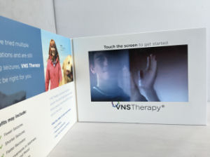 4.3/5/7/10 Inch LCD Screen Video Brochures with Touch Screen pictures & photos