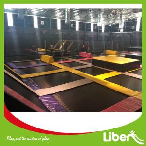 According to Your Play Area Design Adult Indoor Trampoline Floor, Biggest Trampoline pictures & photos