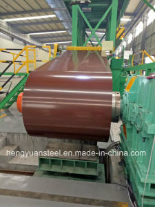 PPGI Prepainted Galvanized Steel Coil PPGL Color Coated Aluminized Zinc Sheet pictures & photos