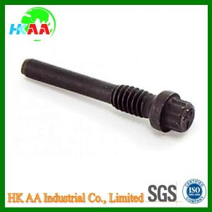 CNC Machining Black Oxide Stainless Steel Differential Cross Shaft Bolt pictures & photos