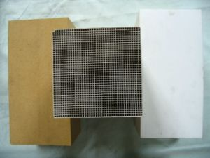 Heat Exchanger Ceramic Media Honeycomb Ceramic Heater pictures & photos